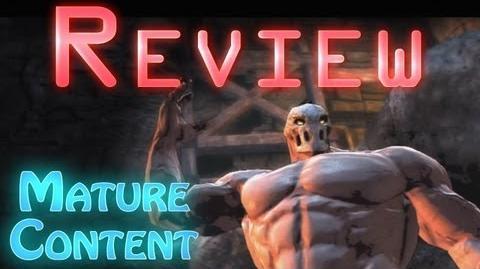 Splatterhouse 2010 reviews