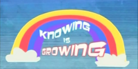 Knowing is Growing