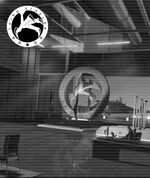 Third Echelon HQ interior