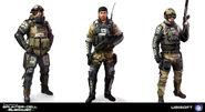 Splinter Cell Blacklist Concept Art BL MERCS01