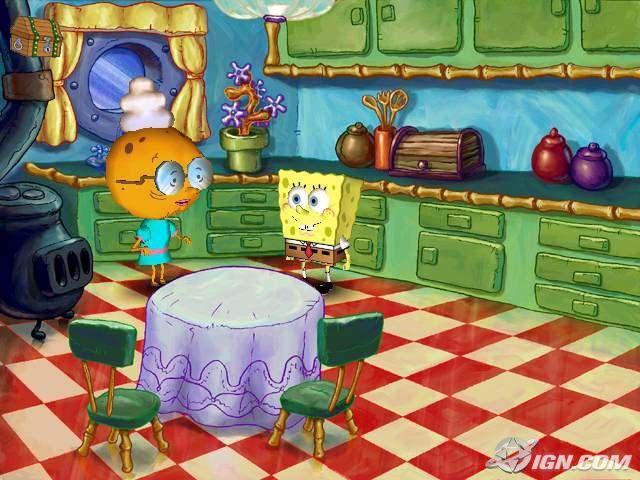 File:3d Grandma Squarepants & 3D Spongebob.jpg