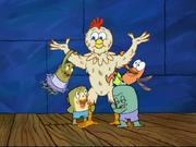 Mr. Sea Chicken Commercial 11