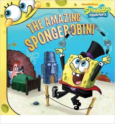 File:The Amazing SpongeBobini Reprint Cover Paperback.jpg