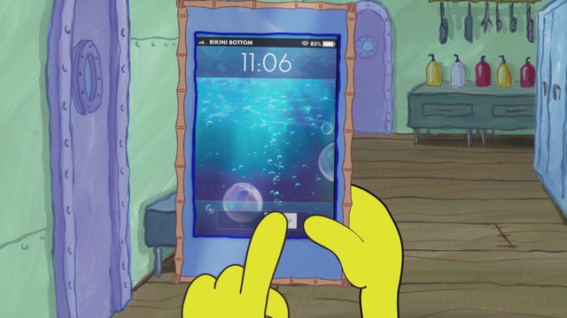 File:SpongeBob Checks His Snapper Chat 04.png