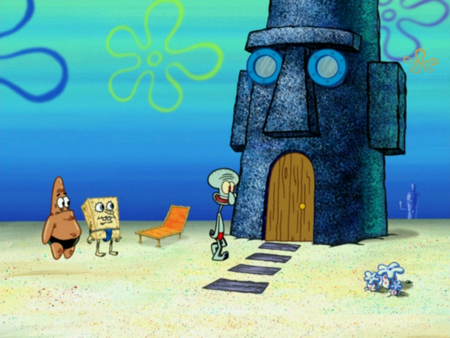 File:Squidward Tentacles in Sun Bleached-16.png