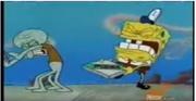SquidwardDab