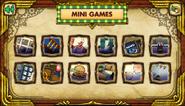The Squarepants Mysteries Mini games