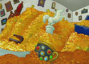 Atlantis SquarePantis Money