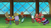 Plankton Retires 147