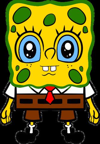 File:Anime SpongeBob.png