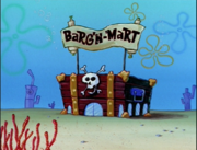 Barg'N-Mart in Karate Choppers-1