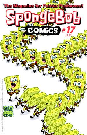 SpongeBobComicsNo17