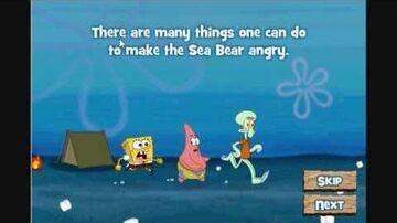 SpongeBob Camping Chaos!