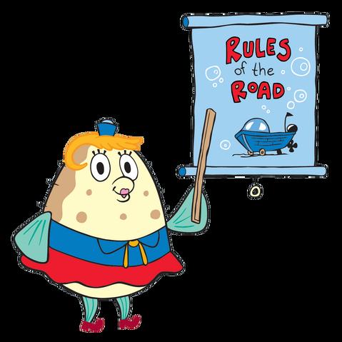 File:SpongeBob SquarePants Mrs. Puff Character Image Nickelodeon 1.png