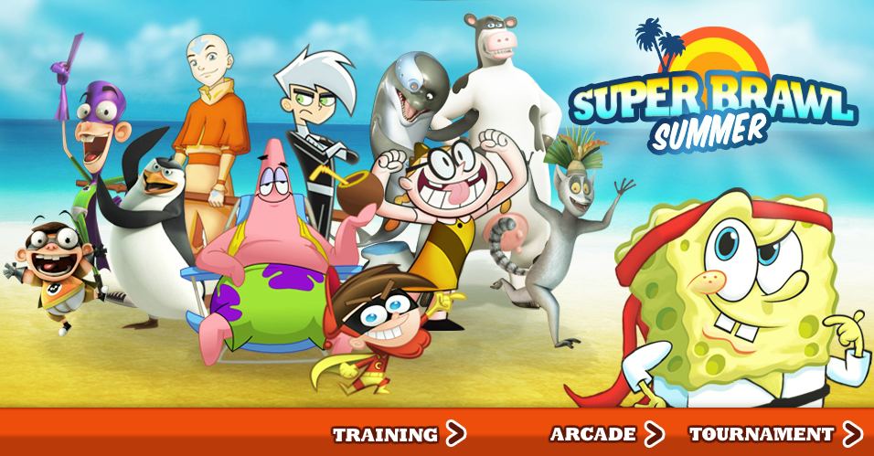Super Brawl Summer