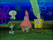 Shanghaied Squidward's ending 01