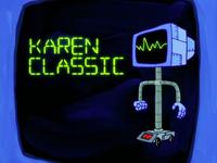 SpongeBob SquarePants Karen the Computer Classic