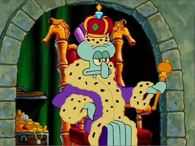 File:King Squidward.jpg