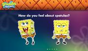 How SpongeBob Are You? - Question 7