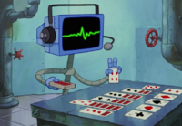 SpongeBob SquarePants Karen the Computer Headset