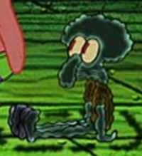 Burnt Squidward3