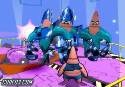 File:3D Starfish Man & 3 Big Patrick's Wearing Big Suits.jpg