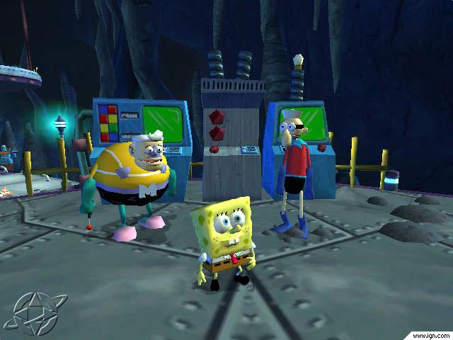 File:3d Barnacle Boy, 3d Mermaid Man, & 3d Spongebob2.jpg