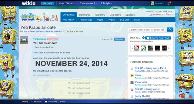 File:Yeti Krabs rumored air date.png