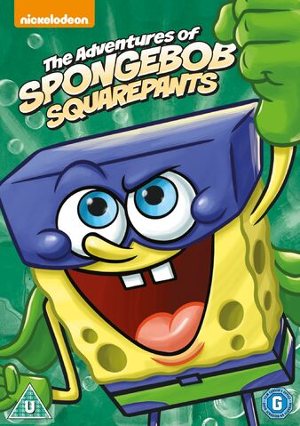 File:The Adventures of SpongeBob SquarePants UK re-release DVD.jpg