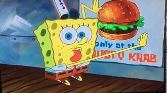 "SpongeBob SquarePants - ""Factory Fresh"" 'Goodbye Krabby Patty' Official Teaser 4"