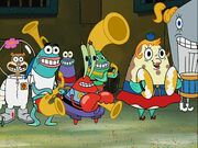 SpongeBob SquarePants - s2e14b - Band Geeks
