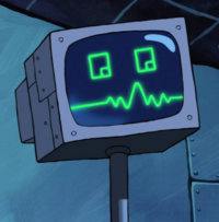 SpongeBob SquarePants Karen the Computer Face-11