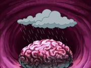 Squidward's Brain