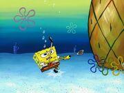 Restraining SpongeBob 019