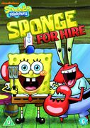 Sponge for Hire New DVD
