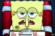 Deep Sea Surgeon - SpongeBob depressed