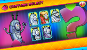Bikini Bottom Brawlers Plankton choices