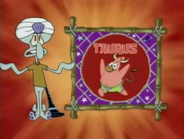 File:Astrology with Squidward - Taurus.png