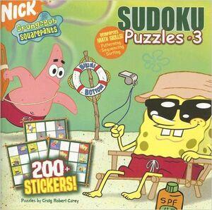 SB Sudoku Puzzles -3 Cover