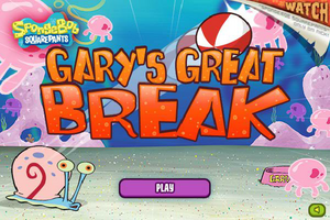 Gary's Great Break