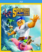 The SpongeBob Movie - Sponge Out of Water UK Blu-ray