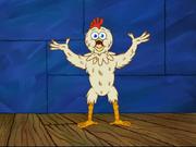 Mr. Sea Chicken Commercial 9