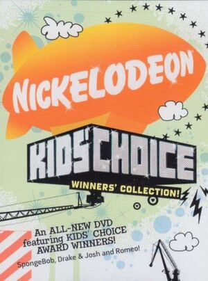 Nickelodeon Kid's Choice Winners Collection