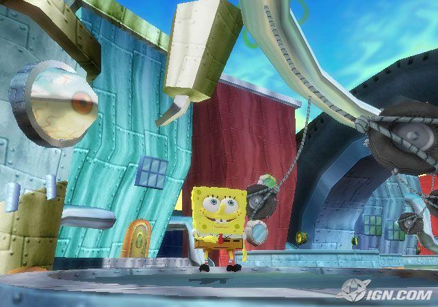 File:3d Spongebob In 1 Macanic Area2.jpg