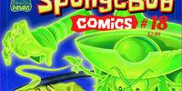 SpongeBob Comics No. 18