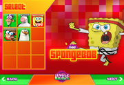Jingle Brawl SpongeBob