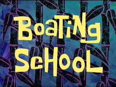 Boating School