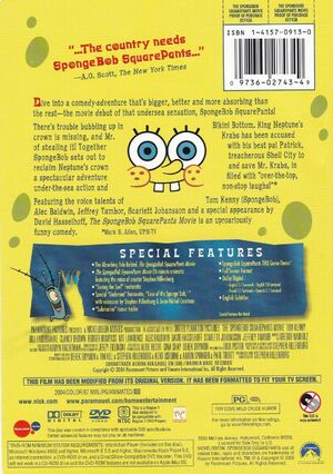 Spongebob Squarepants Movie-2