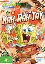 SpongeBob Extreme Kah-Rah-Tay Australian DVD