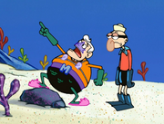 Mermaid Man & Barnacle Boy VI The Motion Picture 136